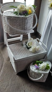 unique wedding release baskets